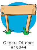 Sign Clipart #16044 by Andy Nortnik