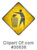 Sign Clipart #30636