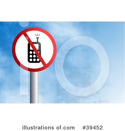 Cell Phone Clipart #39452 by Prawny
