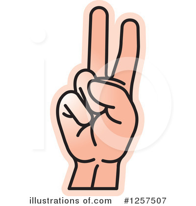 Sign Language Clipart #1257507 by Lal Perera