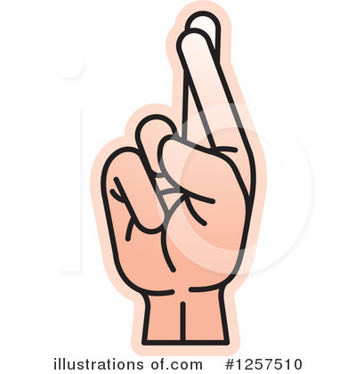 Hand Clipart #1257510 by Lal Perera