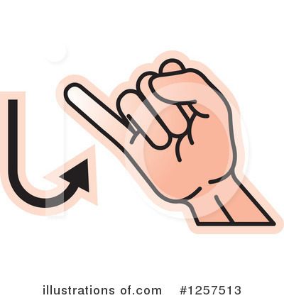 Hand Clipart #1257513 by Lal Perera