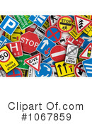 Signs Clipart #1067859 by stockillustrations
