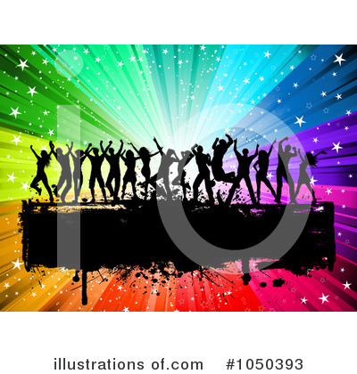 Dancing Clipart #1050393 by KJ Pargeter