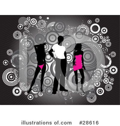 Fashion Clipart #28616 by KJ Pargeter