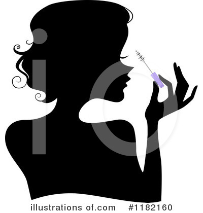 Makeup Clipart #1182160 by BNP Design Studio