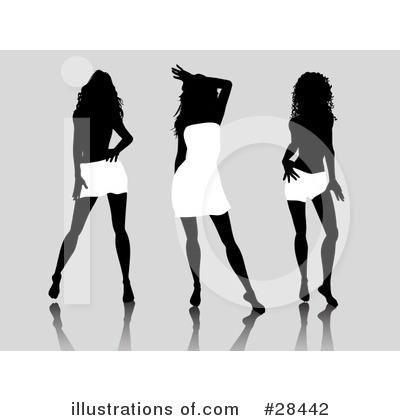 Fashion Clipart #28442 by KJ Pargeter