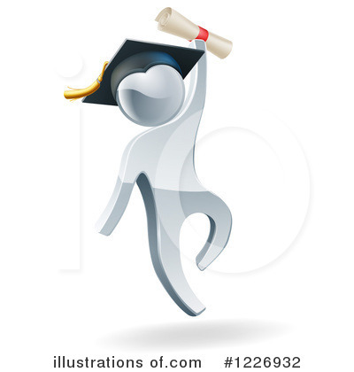 Certificate Clipart #1226932 by AtStockIllustration