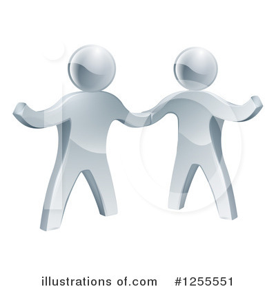 Teamwork Clipart #1255551 by AtStockIllustration