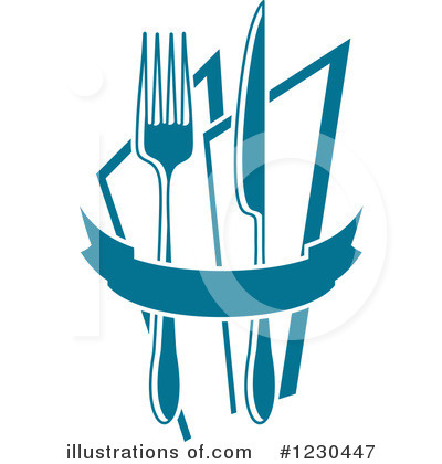 Restaurant Clipart #1230447 by Vector Tradition SM
