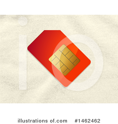 Sim Card Clipart #1462462 by elaineitalia