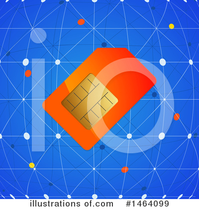 Sim Card Clipart #1464099 by elaineitalia