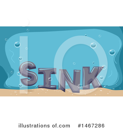 Sink Clipart #1467286 by BNP Design Studio