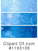 Royalty-Free (RF) Site Banner Clipart Illustration #1193136