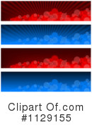 Royalty-Free (RF) Site Banners Clipart Illustration #1129155