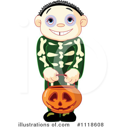 Skeleton Clipart #1118608 by Pushkin