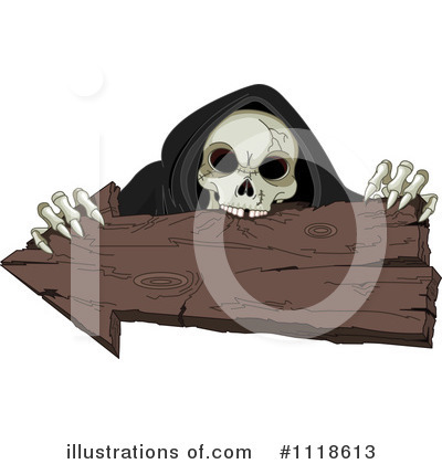 Skeleton Clipart #1118613 by Pushkin