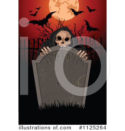 Skeleton Clipart #1125264 by Pushkin