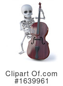 Skeleton Clipart #1639961 by Steve Young