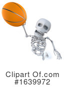 Skeleton Clipart #1639972 by Steve Young