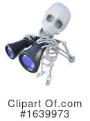 Skeleton Clipart #1639973 by Steve Young