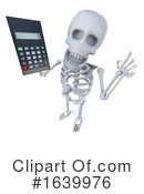 Skeleton Clipart #1639976 by Steve Young