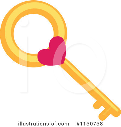 Key Clipart #1150758 by BNP Design Studio