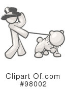 Sketched Design Mascot Clipart #98002