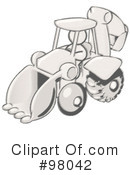 Sketched Design Mascot Clipart #98042 by Leo Blanchette