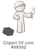 Royalty-Free (RF) sketched design mascot Clipart Illustration #98062