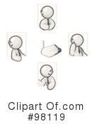 Sketched Design Mascot Clipart #98119 by Leo Blanchette