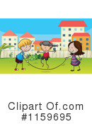 Skipping Rope Clipart #1159695 by Graphics RF
