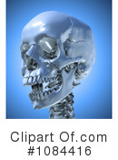 Skull Clipart #1084416 by Mopic