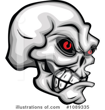 Death Clipart #1089335 by Chromaco