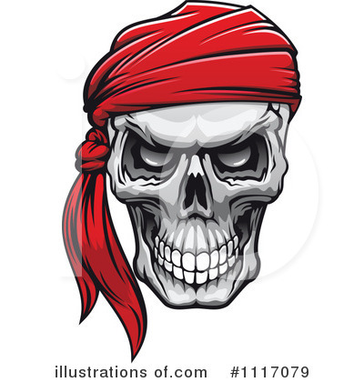 Pirate Clipart #1117079 by Vector Tradition SM