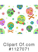 Skull Clipart #1127071 by BNP Design Studio