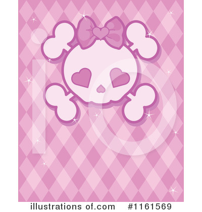 Skull Clipart #1161569 by Pushkin