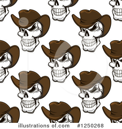 Cowboy Clipart #1250268 by Vector Tradition SM