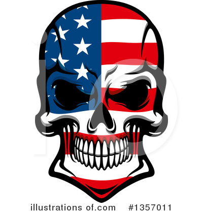 Americana Clipart #1357011 by Vector Tradition SM