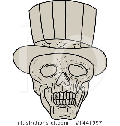 Uncle Sam Clipart #1441997 by patrimonio