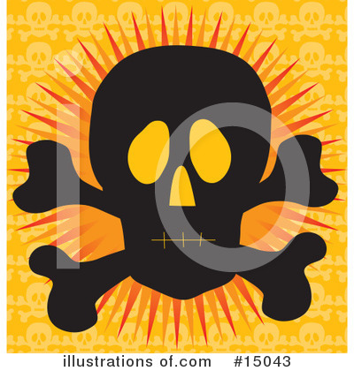 Pirate Clipart #15043 by Maria Bell