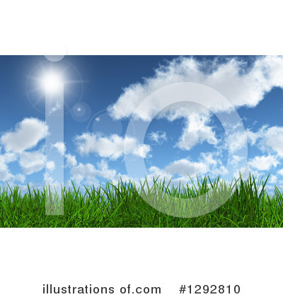 Royalty-Free (RF) Sky Clipart Illustration by KJ Pargeter - Stock Sample #1292810