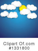 Sky Clipart #1331800 by ColorMagic
