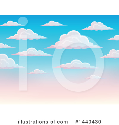 Sky Clipart #1440430 by visekart