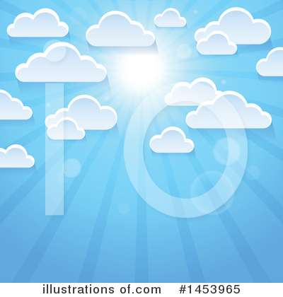 Sky Clipart #1453965 by visekart