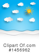 Sky Clipart #1456962 by KJ Pargeter