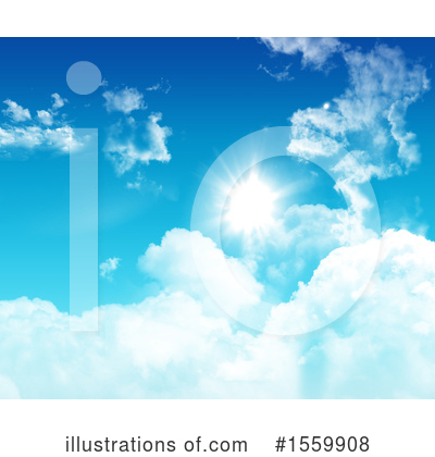 Cloud Clipart #1559908 by KJ Pargeter