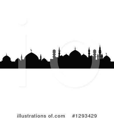 Ramadan Clipart #1293429 by Vector Tradition SM