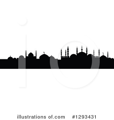 Ramadan Clipart #1293431 by Vector Tradition SM