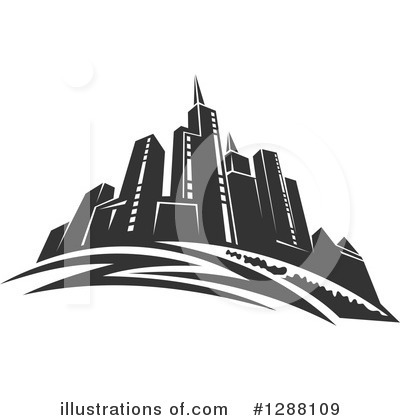 City Clipart #1288109 by Vector Tradition SM